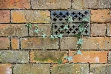 Can You Cover Air Bricks With Decking?