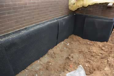 Can You Put Decking Above the Damp Proof Course - DPC?